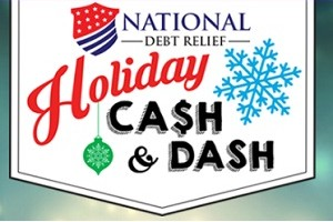 National Debt Relief Holiday Cash And Dash Sweepstakes
