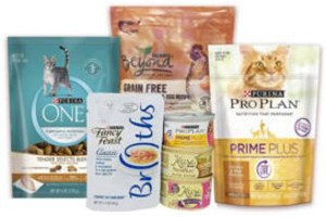 FREE Purina Cat Food Sample Box