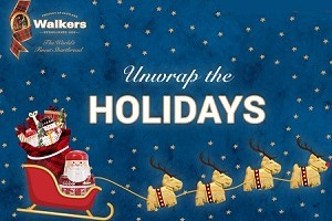 WALKERS SHORTBREAD Unwrap the Holidays Instant Win Game