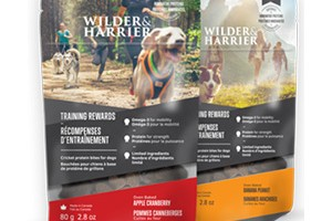 FREE Wilder Harrier Dog Treats Sample