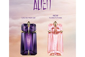FREE Alien Flora Futura Eau de Toilette and Alien Eau de Parfum Sample