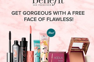 FREE Benefit Cosmetics Products
