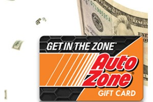 AutoZone 'Rev Up Your Refund' Instant Win Game