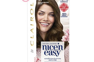 FREE Clairol Nice N Easy Hair Color Samples