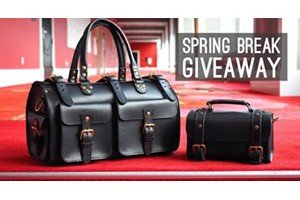 Marlondo Spring Leather Bag Collection Sweepstakes