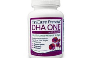 FREE TriCare Prenatal DHA One with Folate Sample