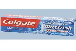 FREE Colgate Sensitive Toothpaste