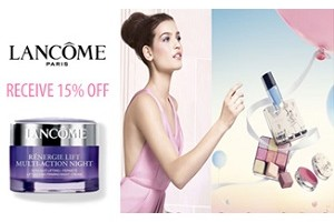 FREE Lancome Renergie Lift Multi-Action Day Cream Sample