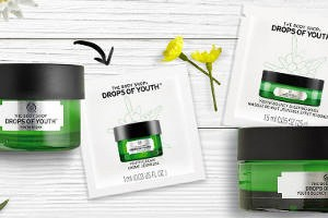 FREE The Body Shop Samples