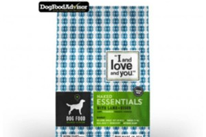 FREE I and Love and You Naked Essentials Dog Food Sample