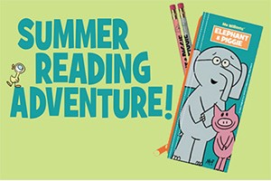 FREE Pencil Case with Pencils for Summer Reading at Books-A-Million