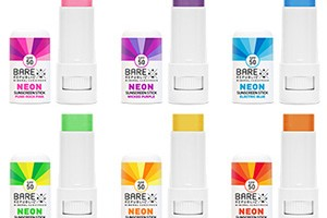 FREE Bare Republic Neon Sunscreen Sticks