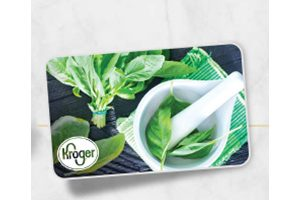 Kroger Gift Card Summer Sweepstakes