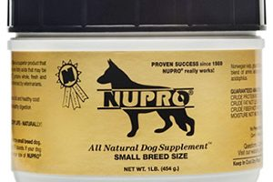 FREE Nupro Pet Supplement Sample