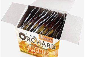 FREE Orchard Instant Orange Juice Powder Sample