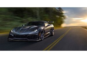 Corvette Stingray Or Big Money Sweepstakes