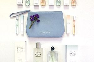 Giorgio Armani Luxury Fragrance Collection Giveaway