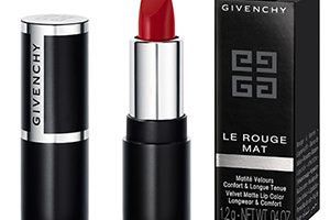 FREE Givenchy Le Rouge Lipstick Sample