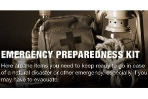 FREE Emergency Preparedness Magnet