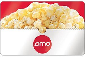 AMC Gift Card Worth $500 Giveaway