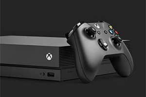 Xbox One X Solo Sweepstakes
