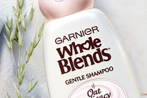 FREE Garnier Whole Blends Oat Delicacy Shampoo and Conditioner Sample