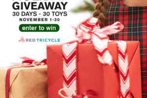 Red Tricycle Holiday Toys Sweepstakes (30 Winners!)
