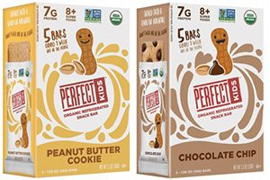 FREE Perfect Kids Snack Bars (Coupon)