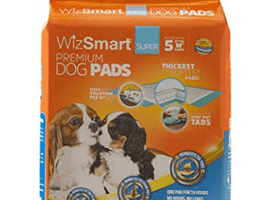 FREE WizSmart Dog Pads Sample