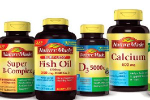 FREE Nature Made Vitamins from The Insiders