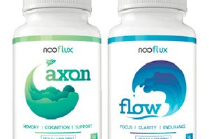 3 FREE Nooflux Supplement Samples