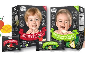 FREE Nosh Organic Baby & Toddler Food Sample