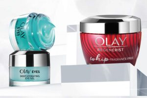 FREE Olay Whips, Eye Gel & Cleansing Cloths Samples