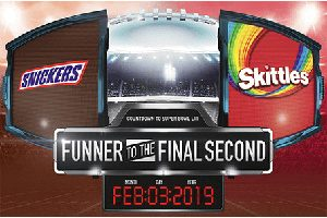 Snickers, Skittles and M&M Instant Win Game (5,028 Winners!)