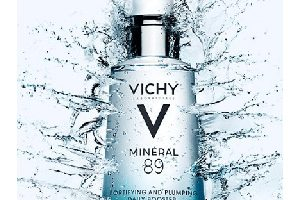 FREE Vichy Mineral 89 Sample
