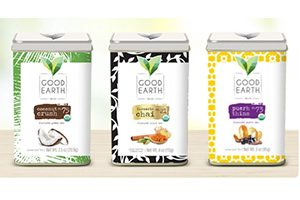 FREE Sample of Good Earth Tea