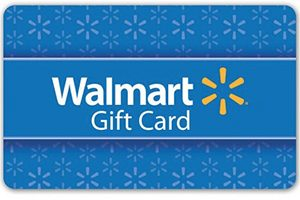 Walmart $50 Gift Card Sweepstakes (10 Winners!)