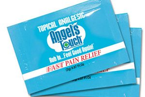 FREE Angels Touch Fast Pain Relief Cream Sample