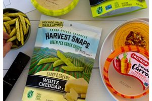 Harvest Snaps Fresh Flavors Sweepstakes