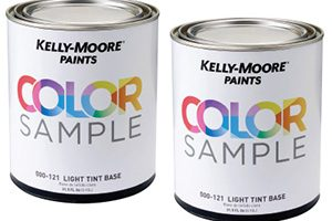 FREE Color Sample Quart at Kelly-Moore – CA, NV, OK, TX Only