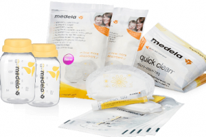 FREE Medela Breasfeeding Product Samples