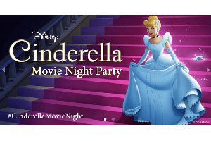 Possible FREE Cinderella Movie Night Party Kit
