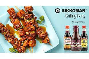 Possible FREE Kikkoman Grilling Party Kit