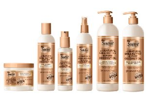 FREE Suave Professionals for Natural Hair Samples