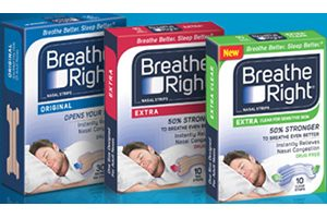 FREE Breathe Right Advanced Strips Sample