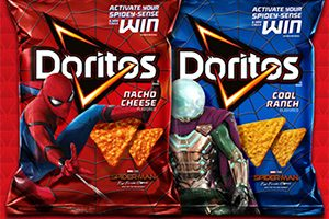 Doritos Spark the Beat Instant Win Game (1,297 Winners!)
