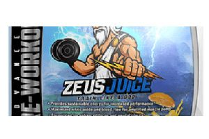 FREE ZeusJuice Pre-workout Sample Pack