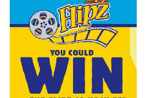 Flipz Summer Snack Hackz Instant Win Game (Over 2,000 Winners!)