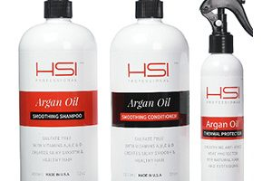 FREE HSI Argan Oil HairCare Samples