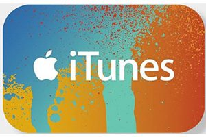 FREE $5 iTunes Gift Card for Sprint Customers